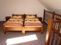 mezonetový pokoj